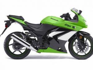 Ninja 250R 08-12