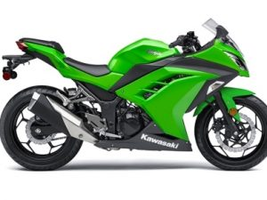 Ninja 250R 13-17