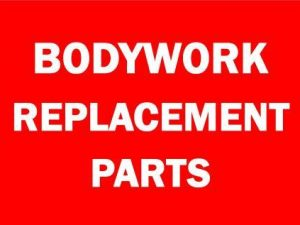 Bodywork Replacement Parts