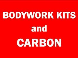 Bodywork Kits & Carbon
