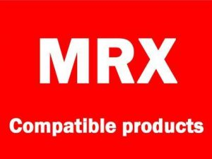 MRX Compatible Products