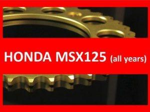 MSX125 Grom