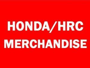 Official Honda/HRC Merchandise