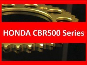 CBR500 series 13-17