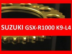 GSX-R1000 K9-L4