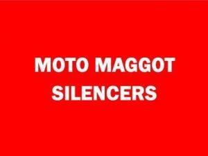 Moto Maggot Silencers