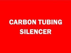 Carbon Tubing, Silencer