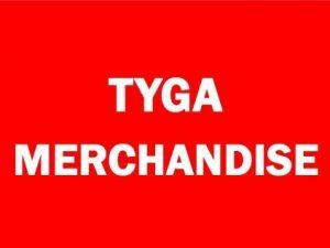 TYGA Merchandise